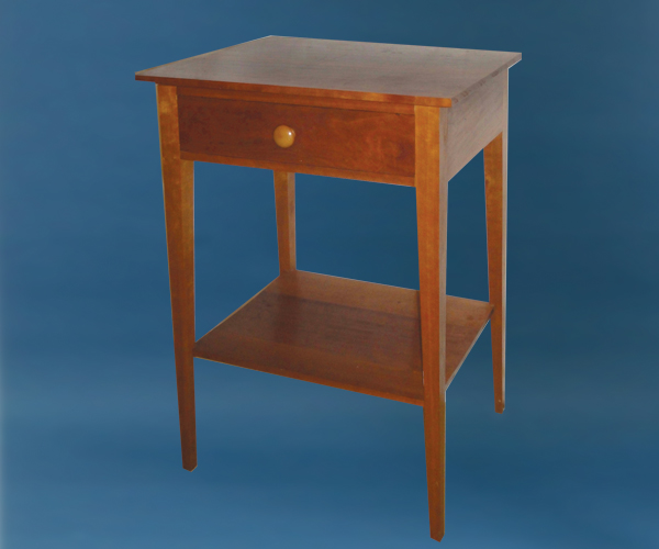 Awesome Shaker End Table